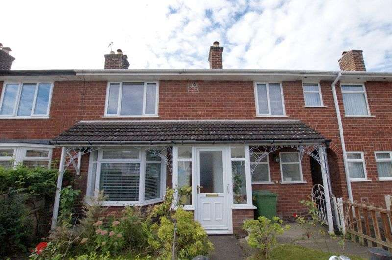 3 Bedrooms Terraced House for sale in Maple Avenue, Acton, Wrexham