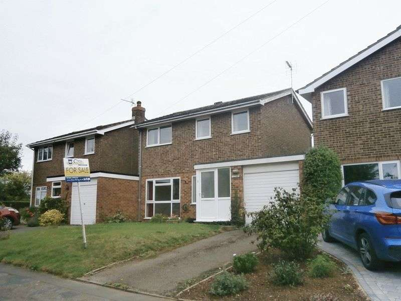 3 Bedrooms Detached House for sale in Manor Road, Pershore