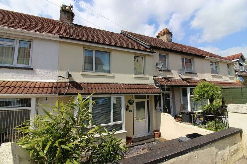 3 Bedrooms Terraced House for sale in Horace Road, Torquay