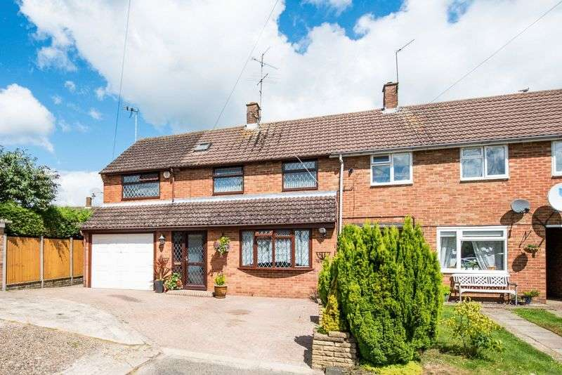 3 Bedrooms House for sale in Bullace Close, Hemel Hempstead