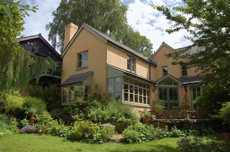 Detached House for sale in Cwmcarvan, Monmouth