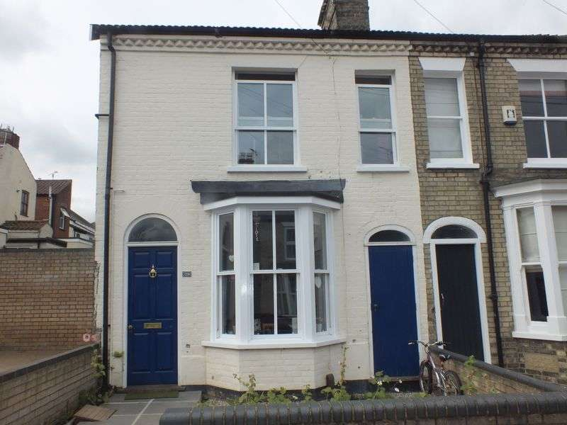 4 Bedrooms Terraced House for sale in Wellington Road, Norwich