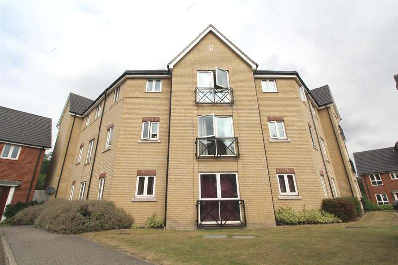 2 Bedrooms Apartment Flat for sale in Blakenham Park, Ipswich IP1