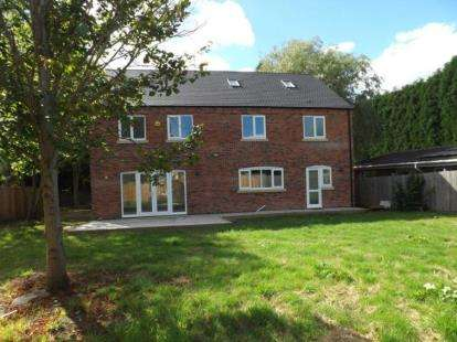 6 Bedrooms Detached House for sale in Bardon Road, Coalville, Leicestershire