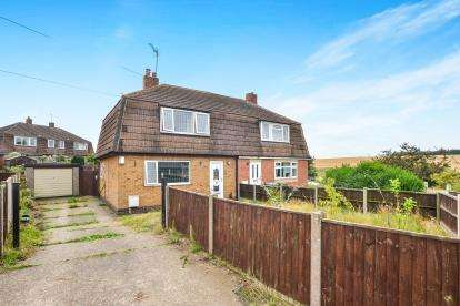3 Bedrooms Semi Detached House for sale in New Road, Bilsthorpe, Newark
