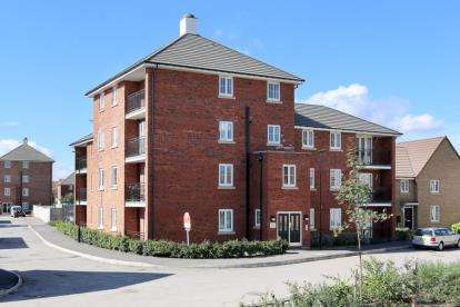 2 Bedrooms Flat for sale in Buttermere Crescent, Lakeside, Doncaster