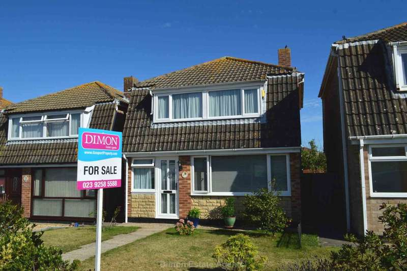 3 Bedrooms Detached House for sale in Moat Drive, Gomer