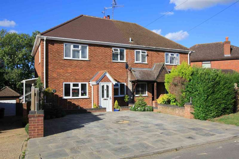 3 Bedrooms Semi Detached House for sale in Mountfield Road, Hemel Hempstead