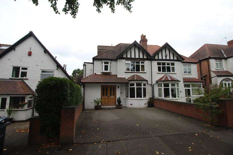 5 Bedrooms Semi Detached House for sale in Green Road, Hall Green, Birmingham