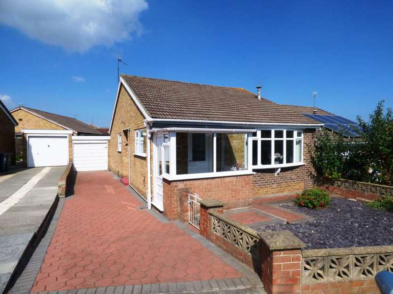 2 Bedrooms Semi Detached Bungalow for sale in Carnoustie Road, New Marske