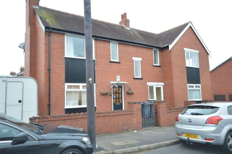 2 Bedrooms Flat for sale in Ryson Avenue, Blackpool