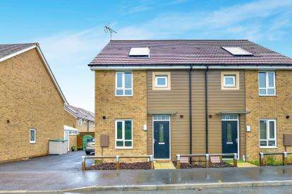 3 Bedrooms Semi Detached House for sale in Twiselton Heath, Wolverton, Milton Keynes, Buckinghamshire