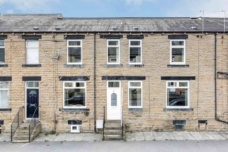 4 Bedrooms Terraced House for sale in Lower North Street, Batley