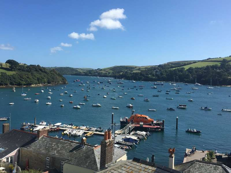 3 Bedrooms Apartment Flat for sale in Upper Terrapins, 18 Buckley Street, Salcombe