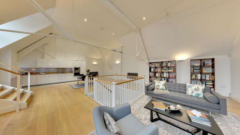2 Bedrooms Duplex Flat