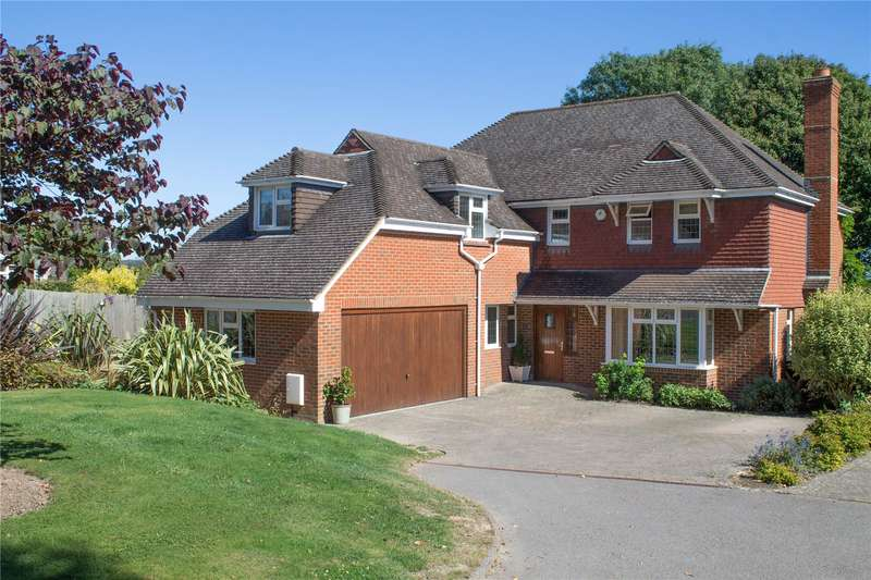 5 Bedrooms Detached House for sale in The Highlands, Nether Lane