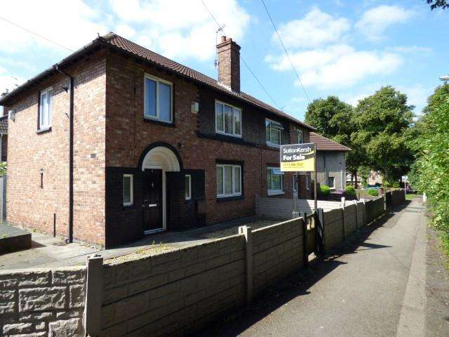 3 Bedrooms Semi Detached House for sale in Browning Road, West Derby, Liverpool, Merseyside, L13