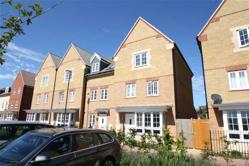 4 Bedrooms End Of Terrace House for sale in Tagalie Square, Worthing, West Sussex, BN13