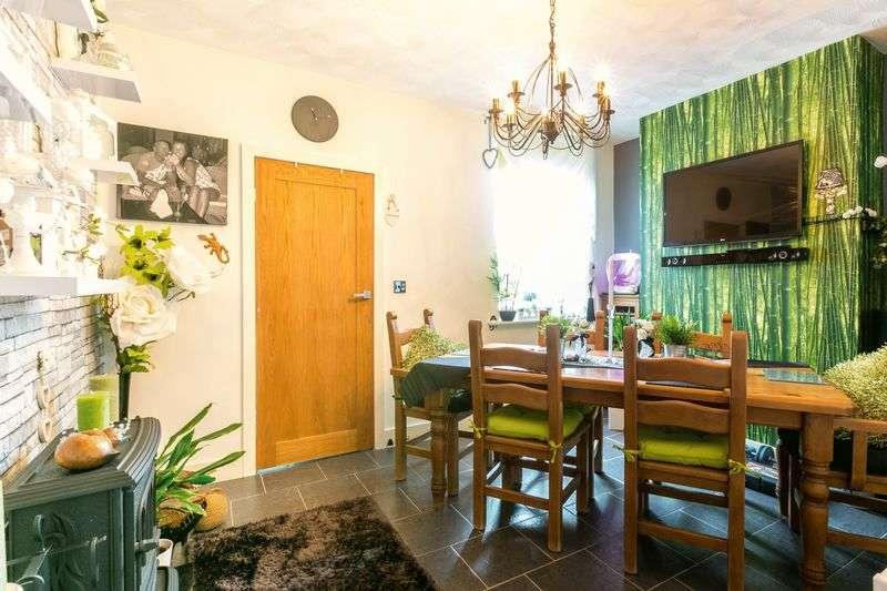 2 Bedrooms Terraced House for sale in Bank Street, Platt Bridge, WN2 5BW