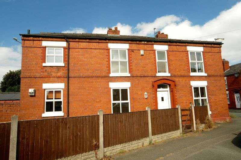 2 Bedrooms House for sale in Frederick Street, Latchford, Warrington