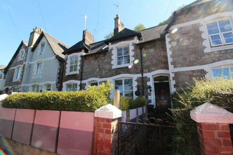 2 Bedrooms Terraced House for sale in Vane Hill Road, Torquay