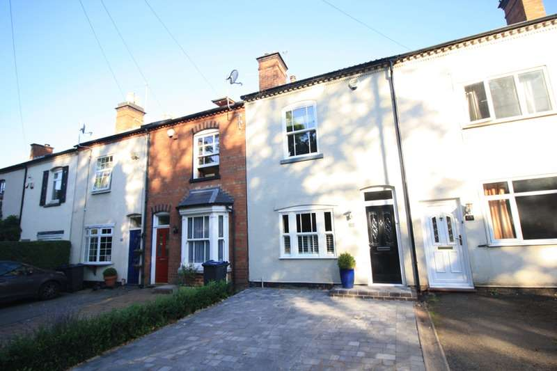 2 Bedrooms Terraced House for sale in Rednal Road, Kings Norton, West Midlands, B38