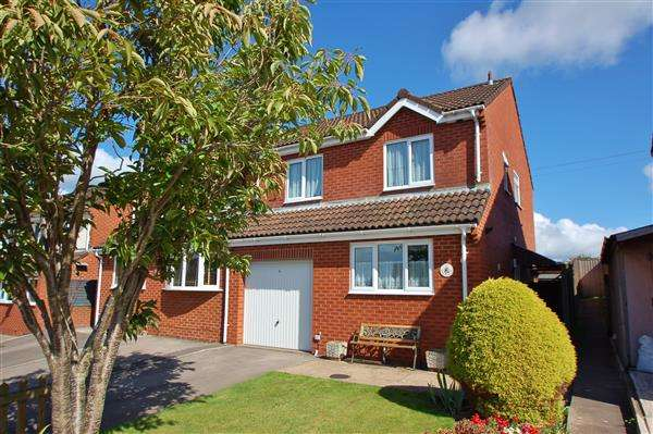 3 Bedrooms Semi Detached House for sale in OAKMEADOW, LYDNEY