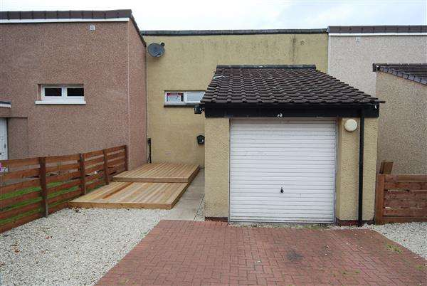 3 Bedrooms Terraced House for sale in Hopetoun Bank, Irvine