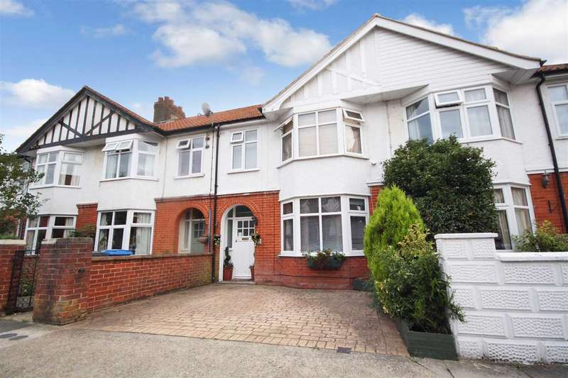 3 Bedrooms Terraced House for sale in Mornington Avenue, Ipswich