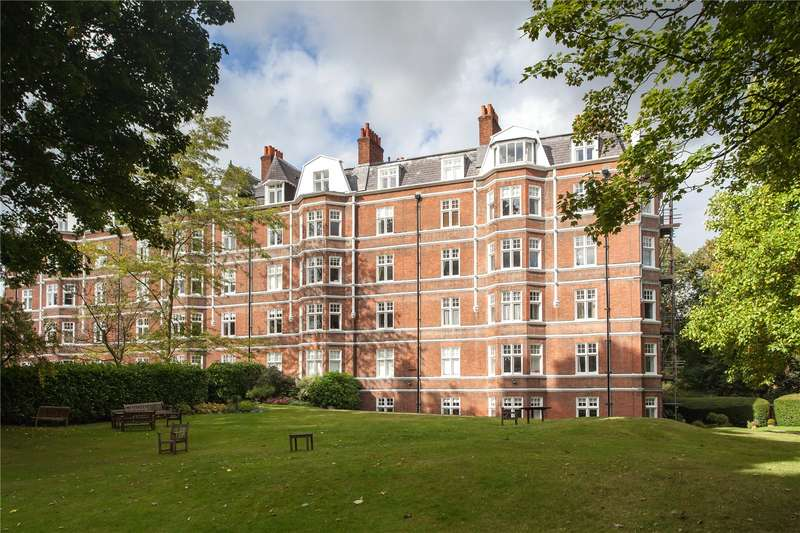 4 Bedrooms Flat for sale in The Pryors, East Heath Road, Hampstead, London, NW3