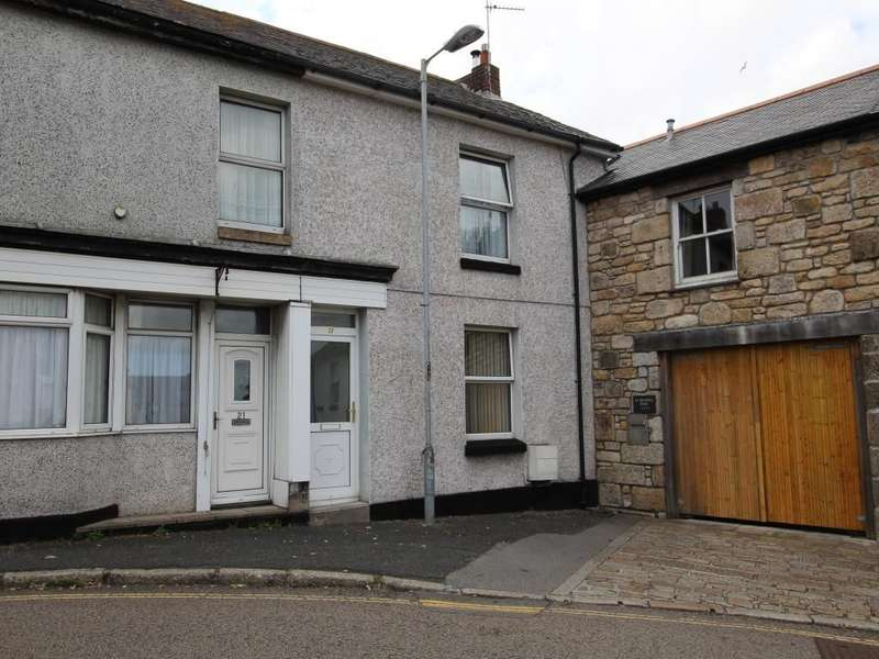 3 Bedrooms Property for sale in Penwith Street, Penzance, TR18