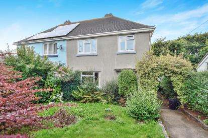 3 Bedrooms Semi Detached House for sale in Falmouth, Cornwall, Falmouth