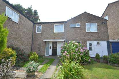 4 Bedrooms Terraced House for sale in Breedon Close, Corby, Northamptonshire