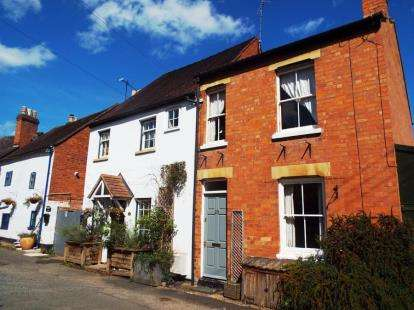 2 Bedrooms Semi Detached House for sale in The Village, Powick, Worcester, Worcestershire