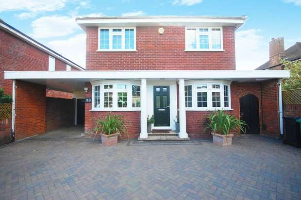 4 Bedrooms Detached House for sale in Acacia Road, Hampton