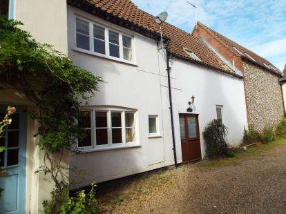 3 Bedrooms Terraced House for sale in Holt, Norfolk