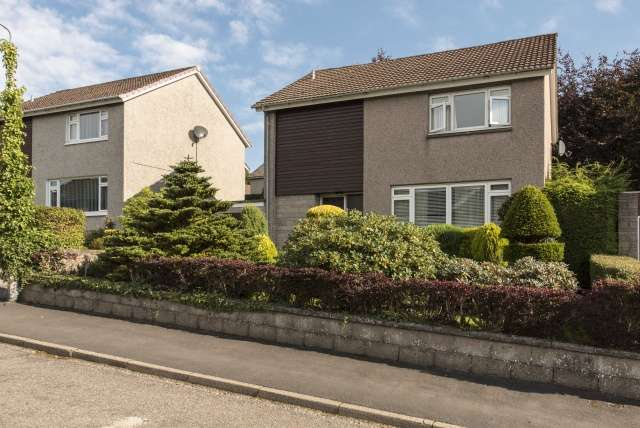 3 Bedrooms Detached House for sale in Cairnlee Park, Bieldside, Aberdeen, Aberdeenshire, AB15 9AF