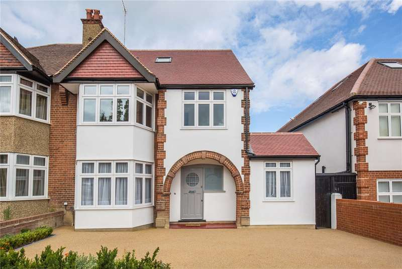 5 Bedrooms House for sale in Creighton Avenue, East Finchley, London, N2