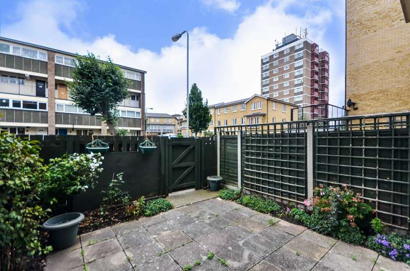 2 Bedrooms Flat for sale in Underwood Court, Leyton, E10