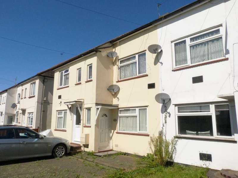 2 Bedrooms Maisonette Flat for sale in West End Lane, Harlington, Middlesex, UB3 5LU