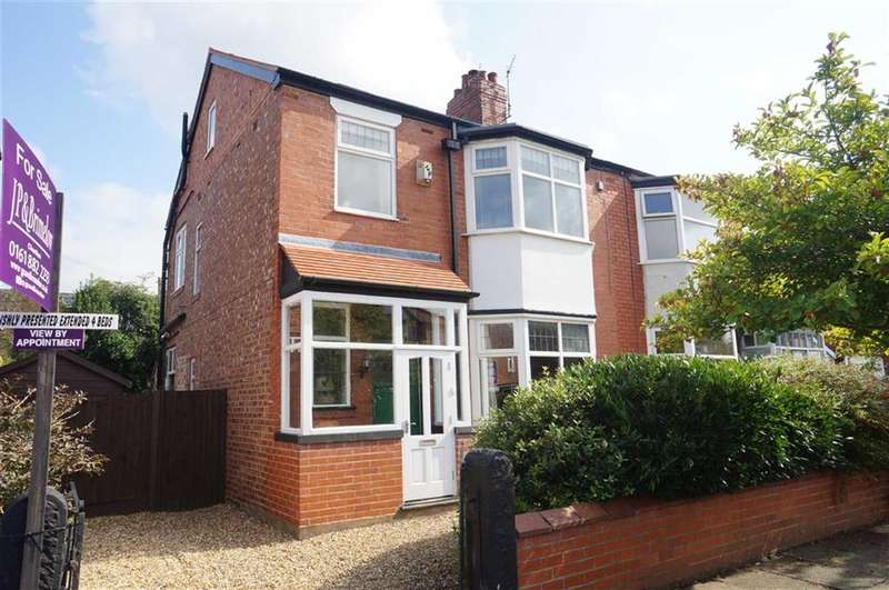 4 Bedrooms Property for sale in Reeves Road, Chorlton Green, Manchester, M21