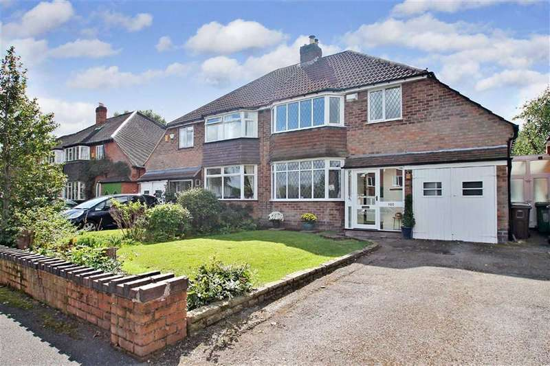 3 Bedrooms Property for sale in Ulverley Green Road, Solihull
