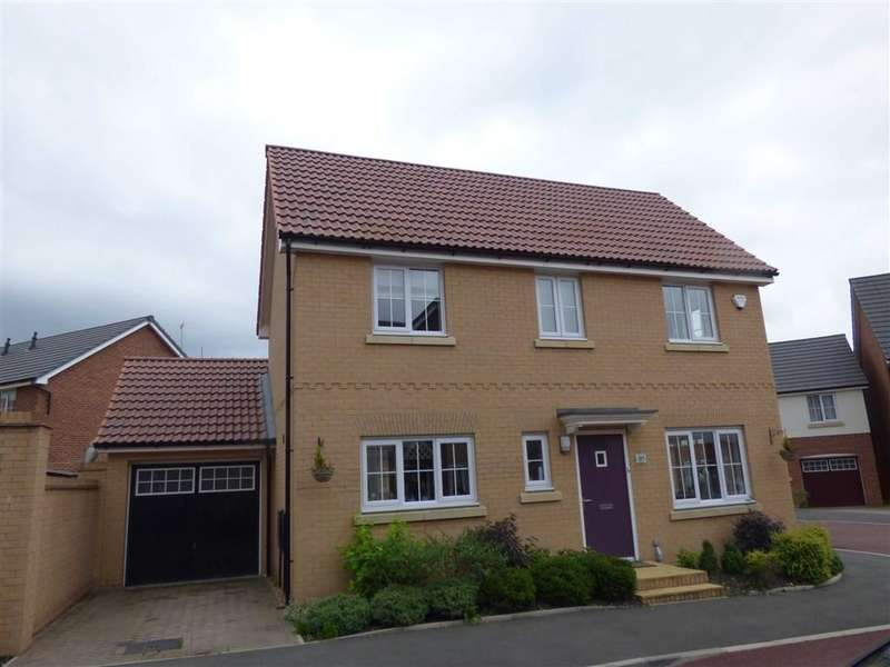 3 Bedrooms Property for sale in Shuttle Drive, HEYWOOD, Lancashire, OL10