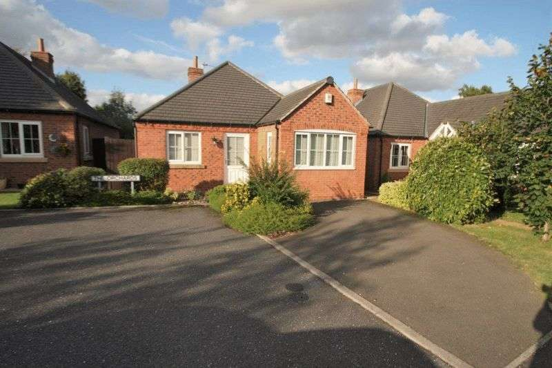 2 Bedrooms Detached Bungalow for sale in The Orchards, Thringstone