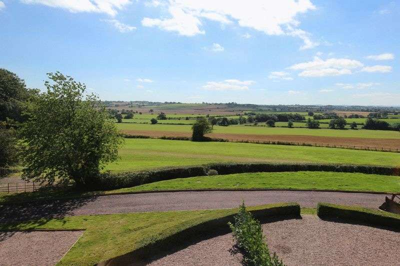 2 Bedrooms Flat for sale in Wrekin View, One of Just Three Country House Converted Apartments, Lea Hall, Tunstall Lane, Bishops Offley, Stafford