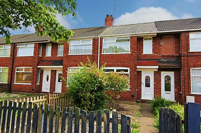 2 Bedrooms Terraced House for sale in Spring Bank West, Hull