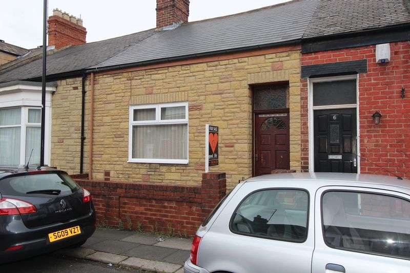 2 Bedrooms Terraced House for sale in Thelma Street, Millfield, Sunderland