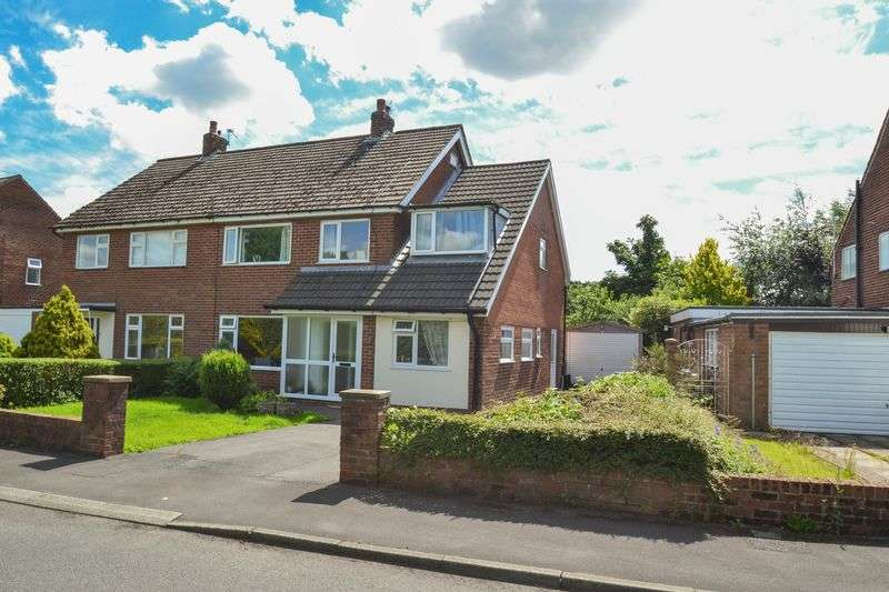 5 Bedrooms Semi Detached House for sale in Extended Family Home - Liverpool Road, Penwortham, Preston