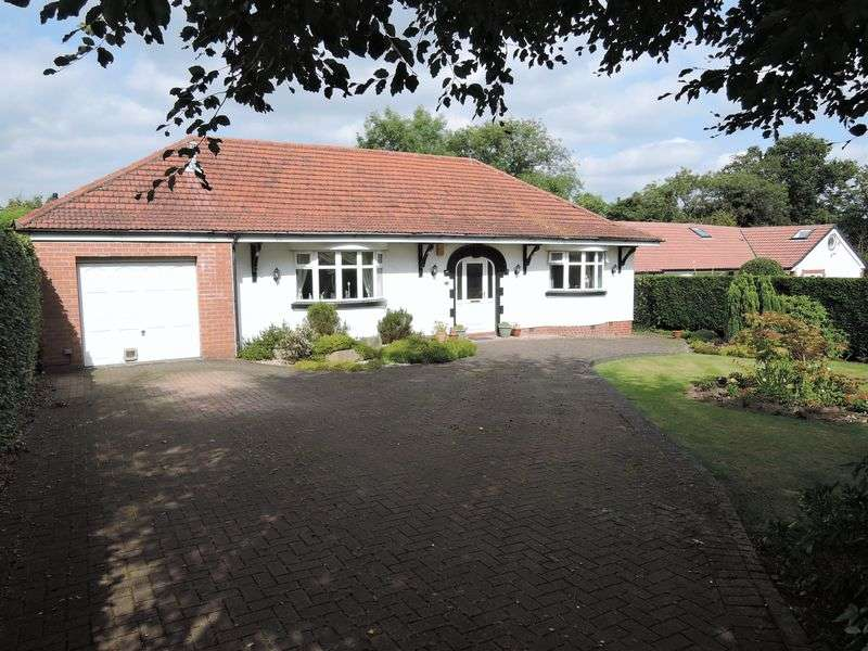 3 Bedrooms Detached Bungalow for sale in Yew Tree Grove, Heald Green