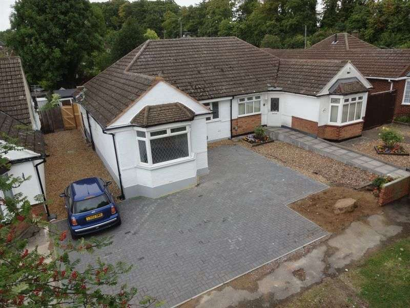 4 Bedrooms Semi Detached Bungalow for sale in Cheviot Road.